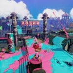 Splatoon game play