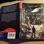 The devil walks book cover